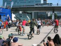 EJC 2004 - Unicycle Combat