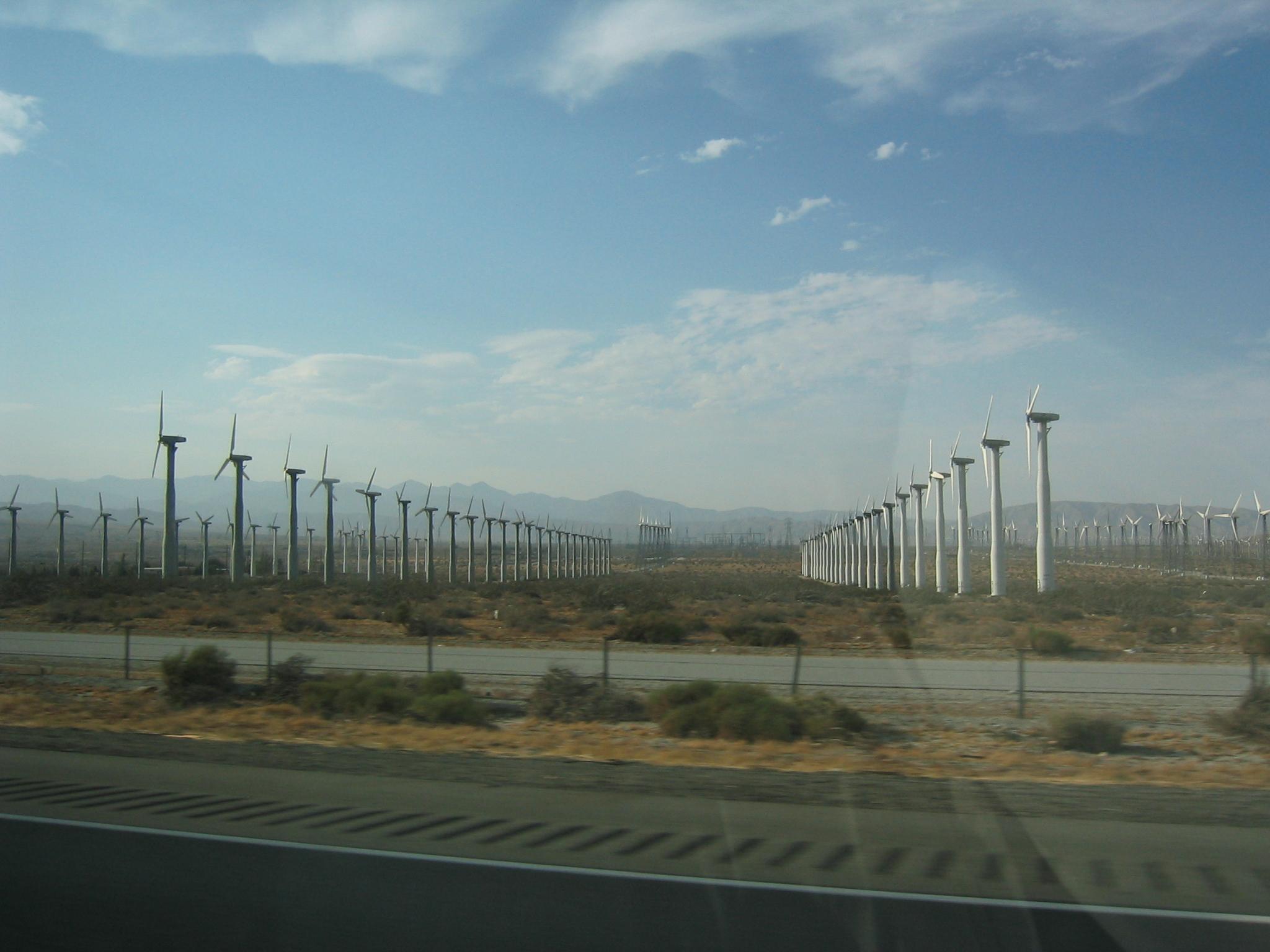 006 sat ca windmills