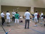 ball tricks workshop