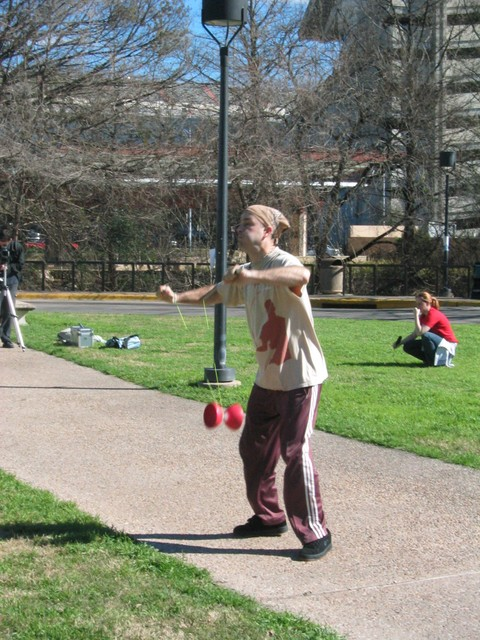 diabolo high toss matt