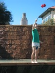 fountain roy diabolo toss